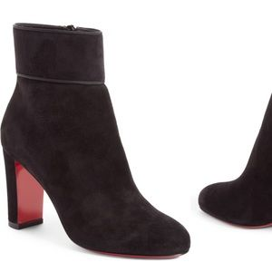 Christian Louboutin - Moulamax Bootie - Black